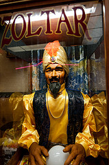 You need Zoltar to deal with these big adversaries...