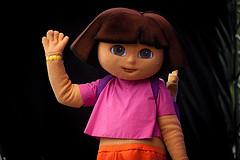 Dora is an explorer