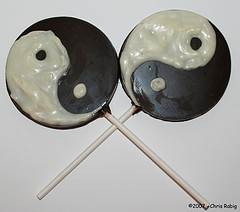 The only thing better than Yin/Yang is two...