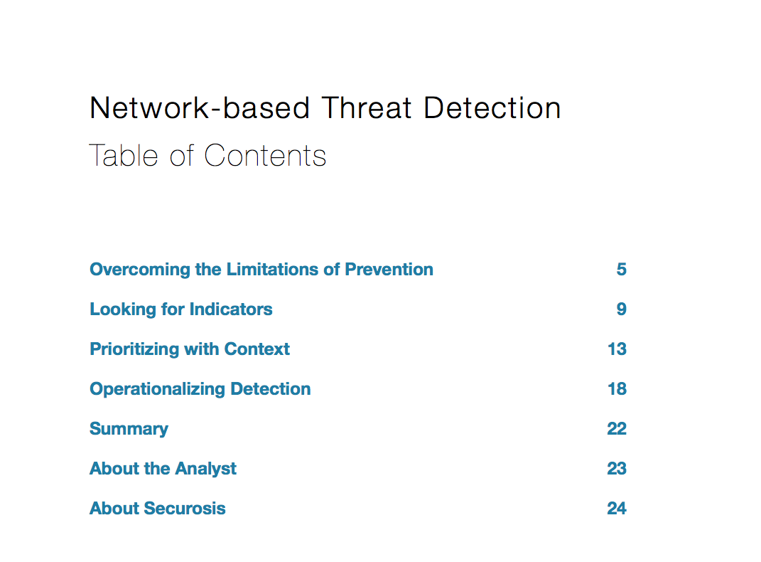 network threats essay Technology essays: elements of network security that is based on the identification and prioritization of threats and assumed threats helps to maintain the.